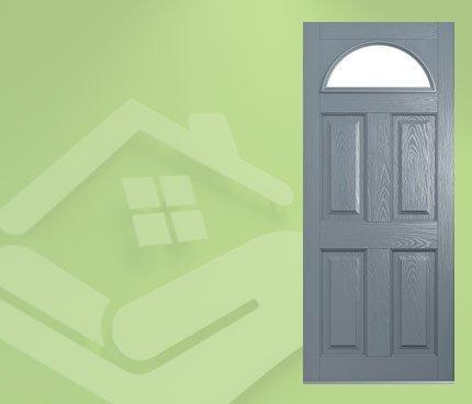 Conway Solid Doors