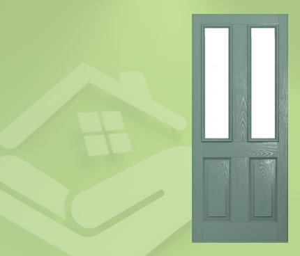 Ludlow Solid Doors