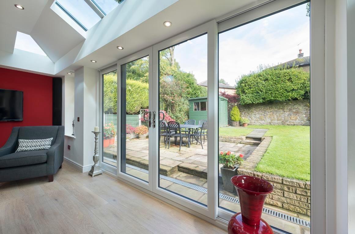 light conservatory roof