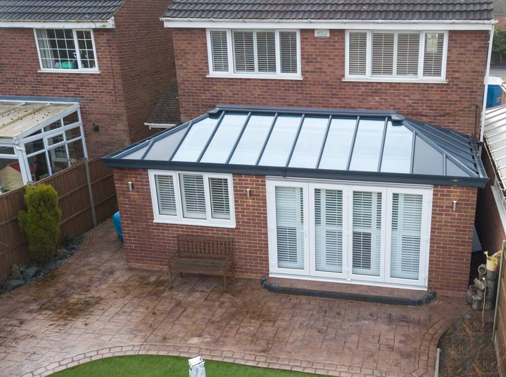 conservatory replacement in sutton