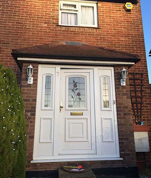UPVC Front Doors UK