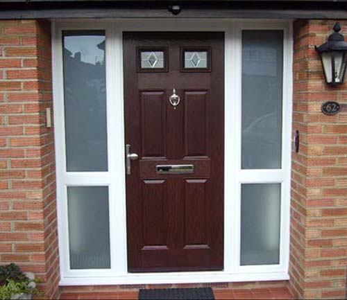 composite entrance doors supplier london