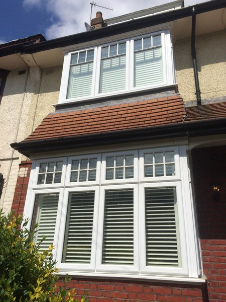 UPVC Sash Windows London