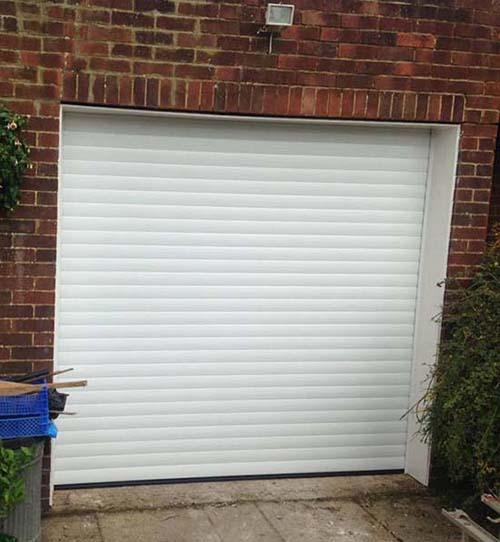 roller garage doors uk