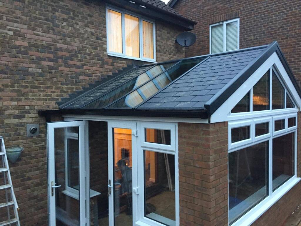 small conservatory in surrey