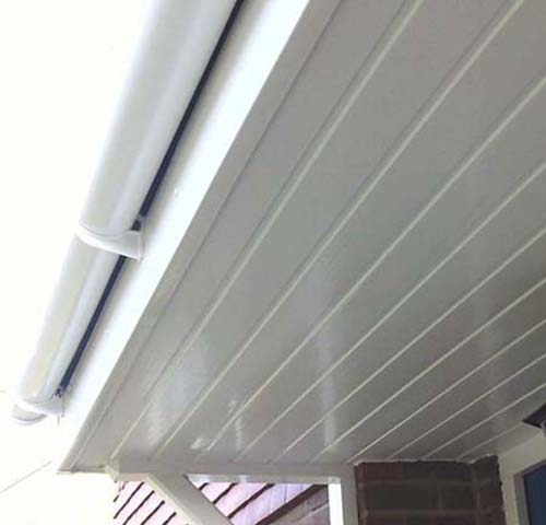 cost to replace fascia