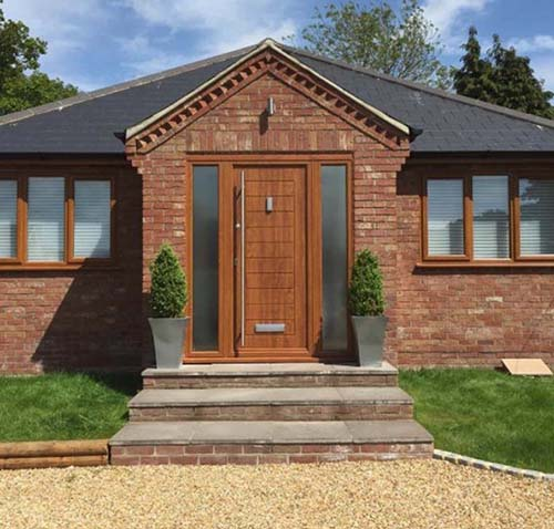 Solid Doors Recent Projects