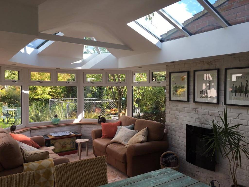 conservatory roof replacement in tonbridge
