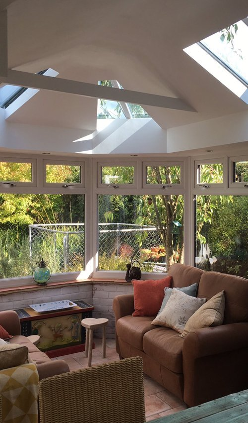 conservatory roof replacement in kent