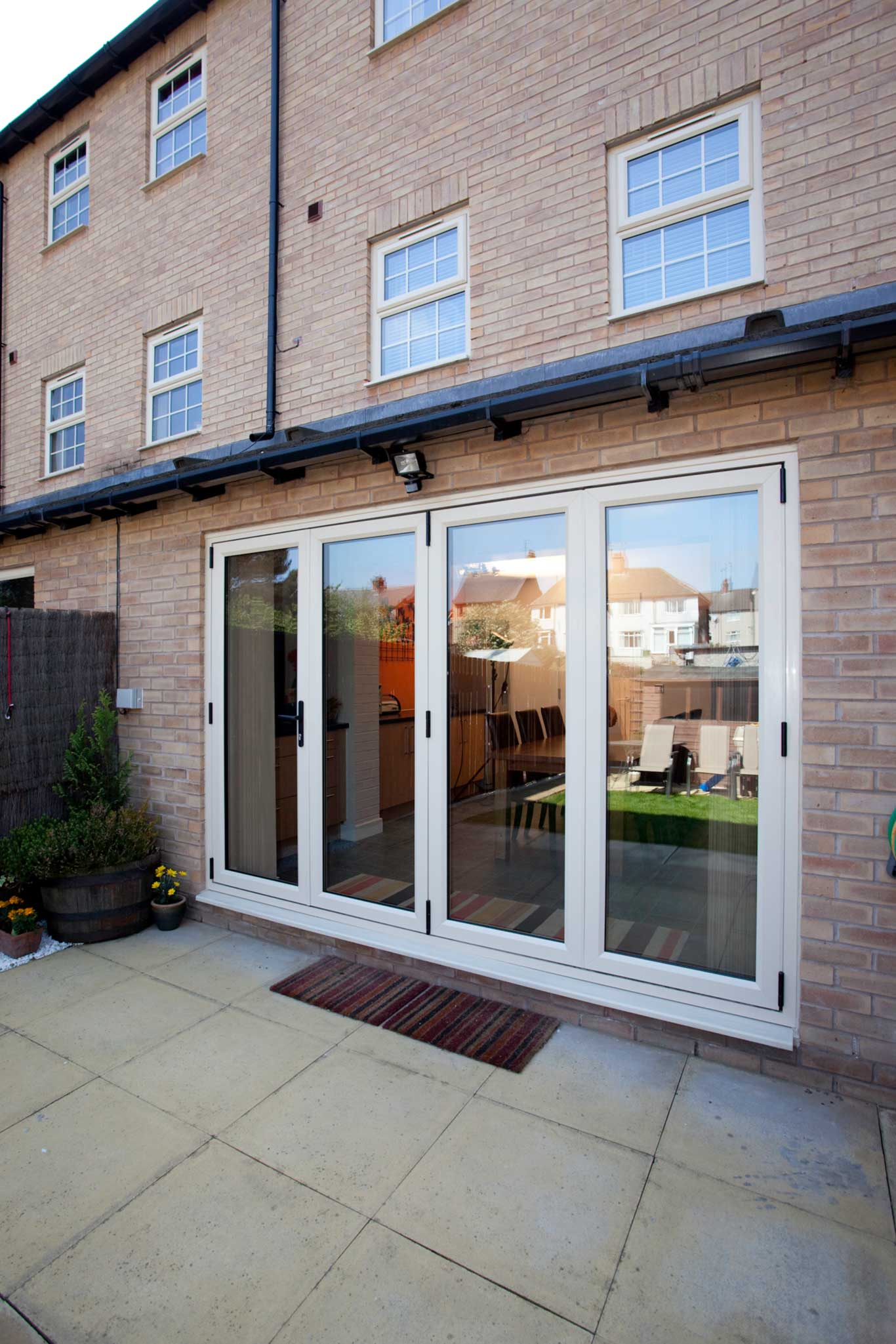 UPVC bifold doors London