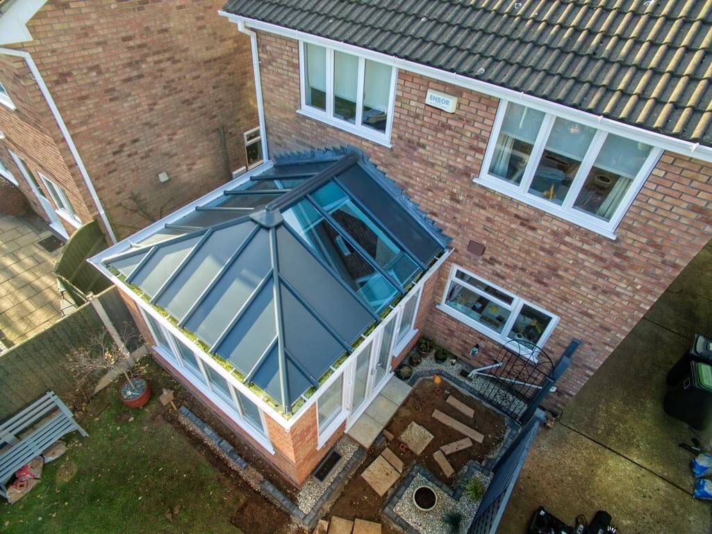 conservatory roof replacement in bromley