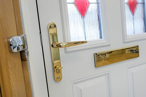 composite door lock