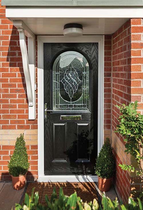 Double Glazed Composite Doors