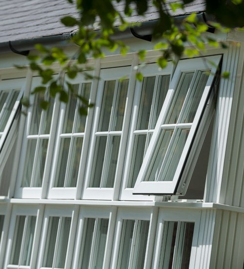 Glazing Designs - Flush Sash Windows