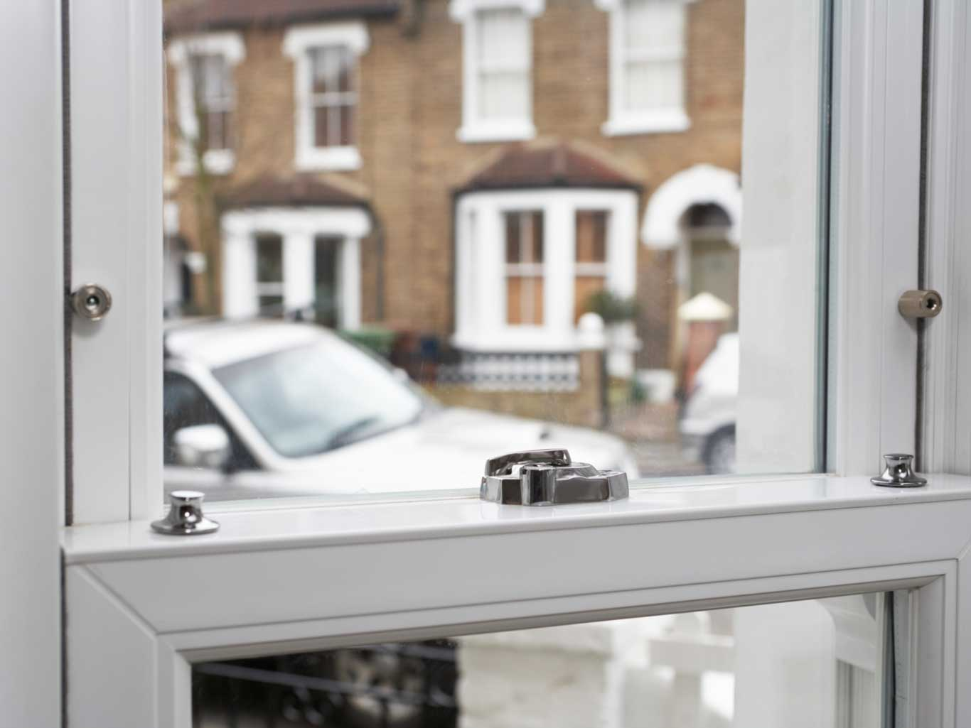 Safe & Secure Sash Windows