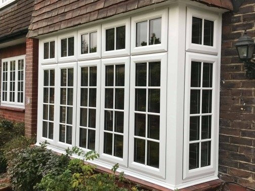UPVC Windows Sash Windows