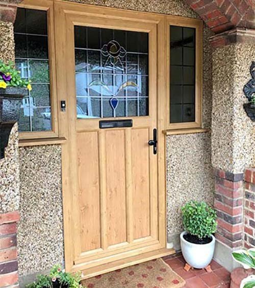 wooden stable doors in bromley