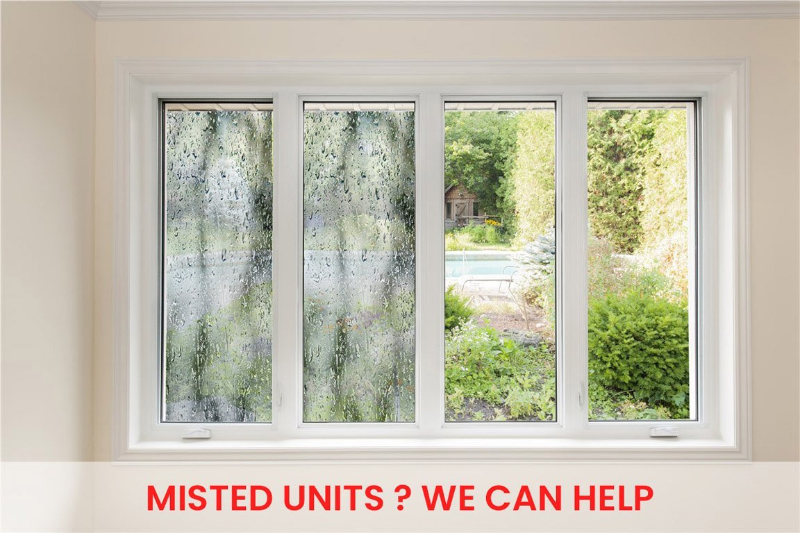 Windows Glass Replacement Units