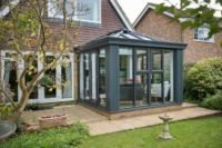 small conservatory design