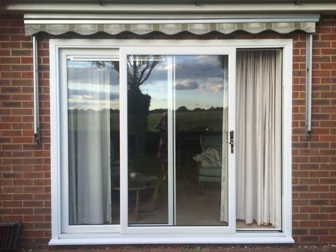 patio doors in guildford