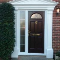 composite door sutton