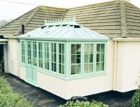 green conservatory specialists in london