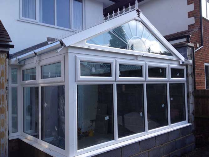 small conservatory design in london