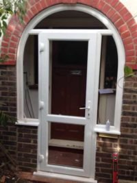 aluminium doors supplier in sutton