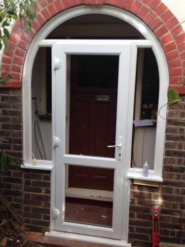 aluminium doors supplier in sutton