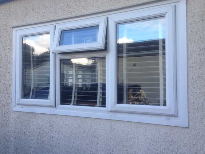 double glazed upvc sash windows design