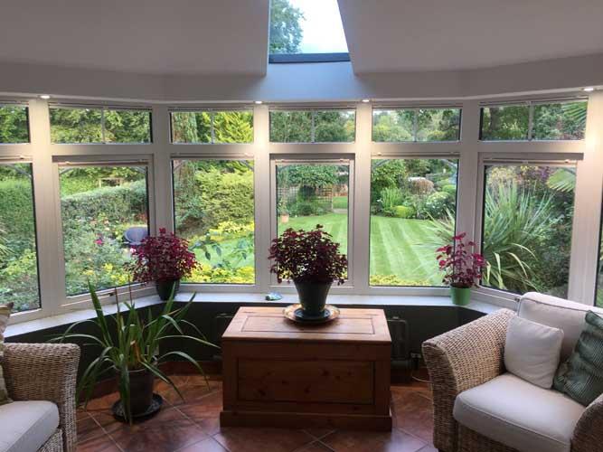 conservatory light roof