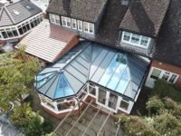 conservatory roof replacement