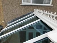 conservatory light roof design