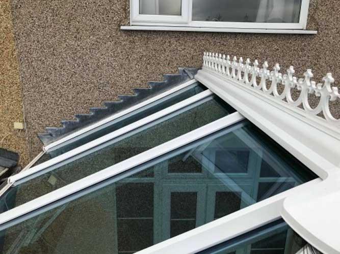 conservatory light roof design