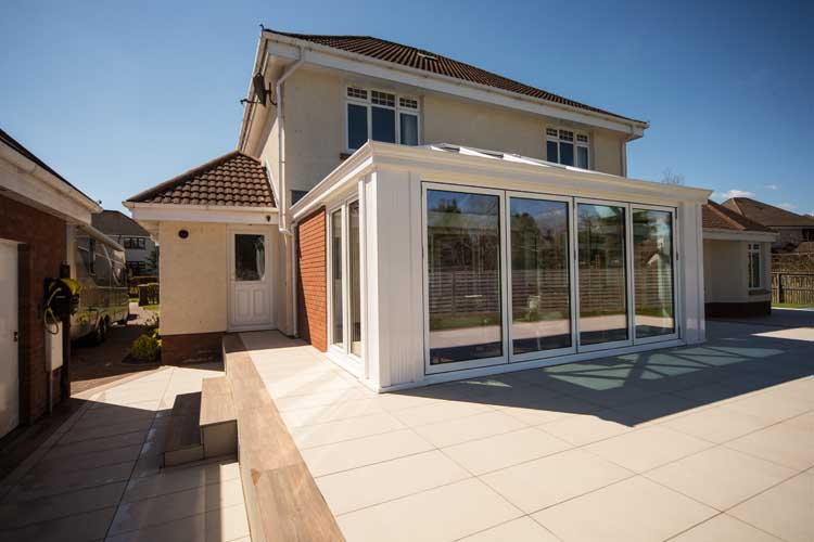 large conservatory ideas