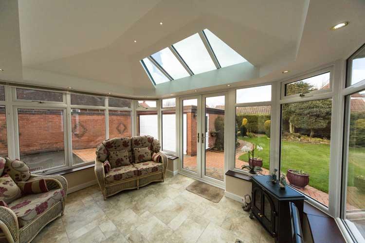 livinroof conservatory