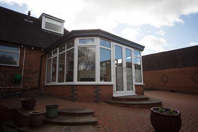 conservatory installer