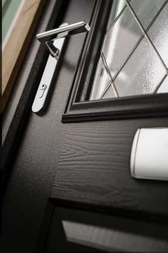 security composite doors