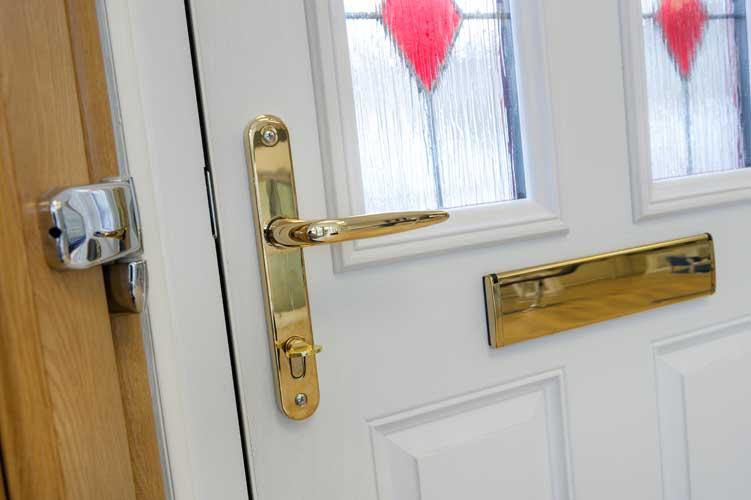 composite doors security lock