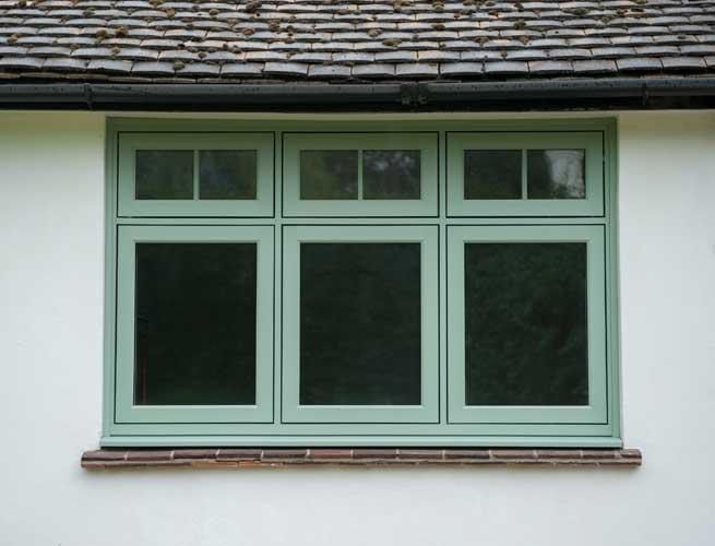 flush sash windows sutton