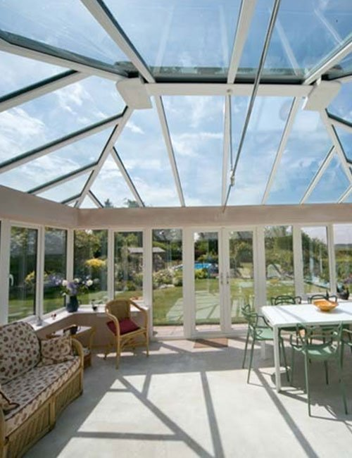 Conservatory in sutton
