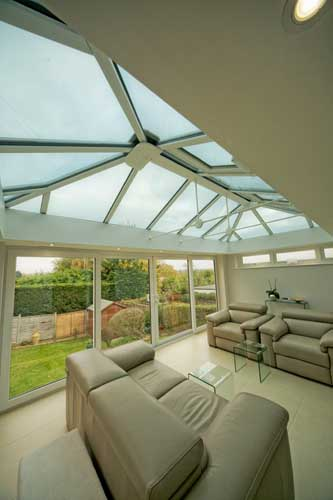 conservatory ideas london