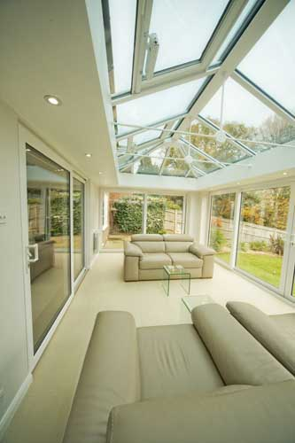 conservatories in sutton
