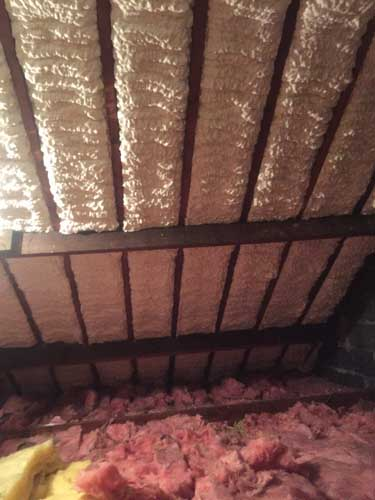 loft insulation in surrey