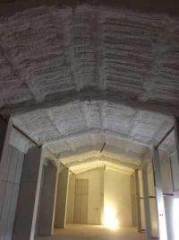 loft insulation process