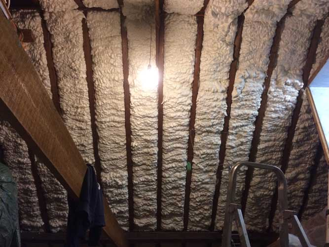 loft insulation in south east london