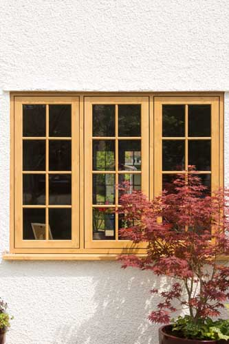 flush upvc windows