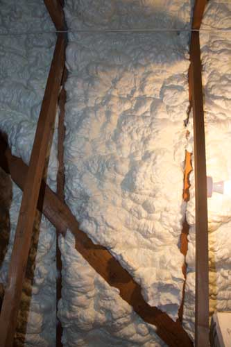 loft insulation redhill