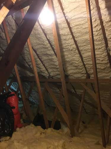 loft insulation in london