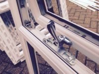 upvc windows security lock